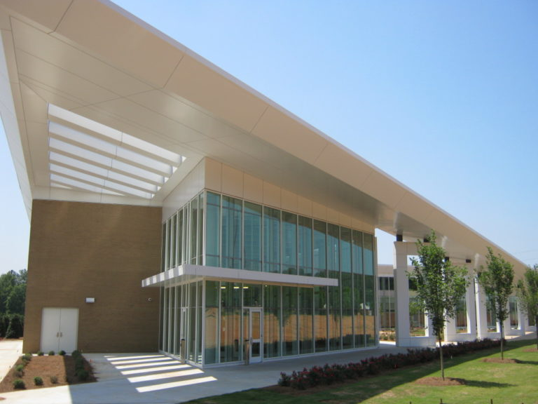Atlanta Metropolitan College Academic Sciences Building