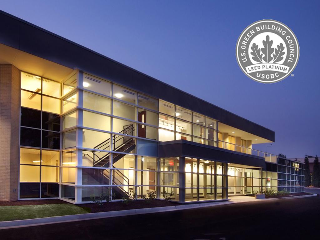 ASHRAE Headquarters Renovation and Addition