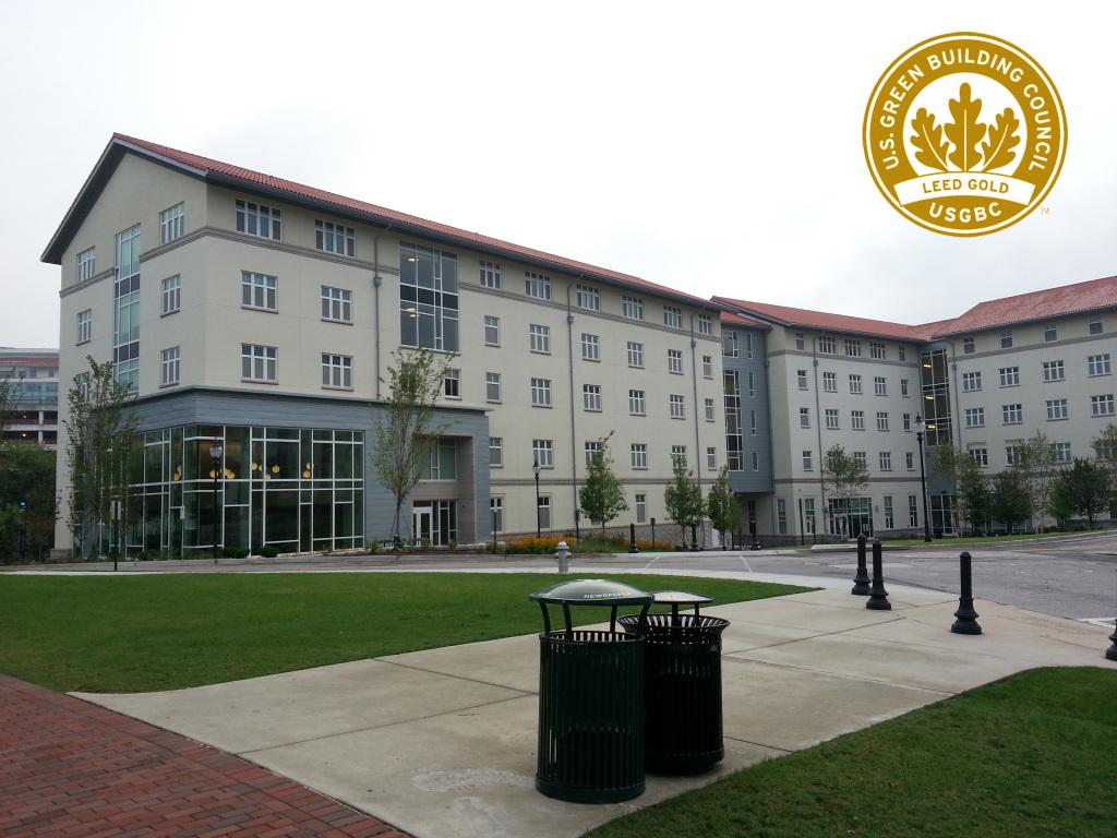 Emory University Raoul Residence Hall