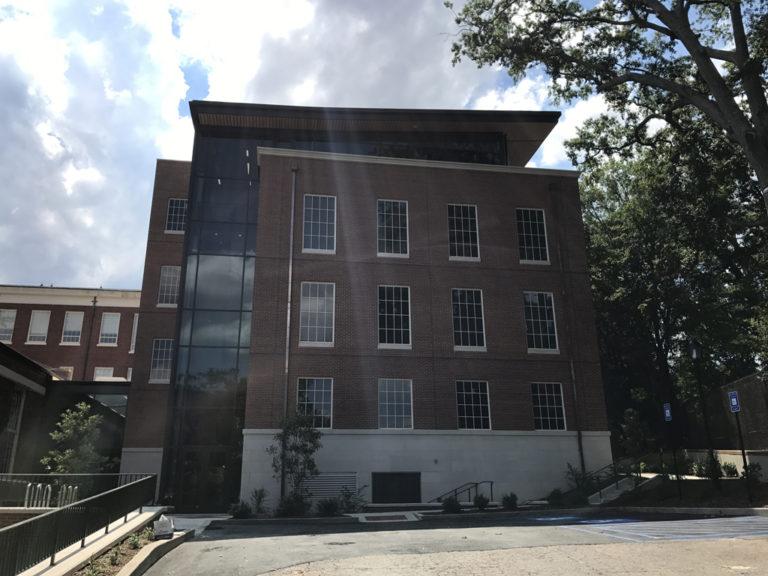 University of Georgia Baldwin Hall