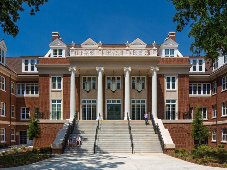 University of Georgia Rutherford Hall