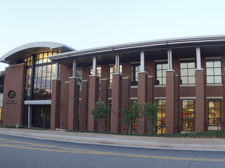 University of Georgia Stegeman Coliseum Training Facility