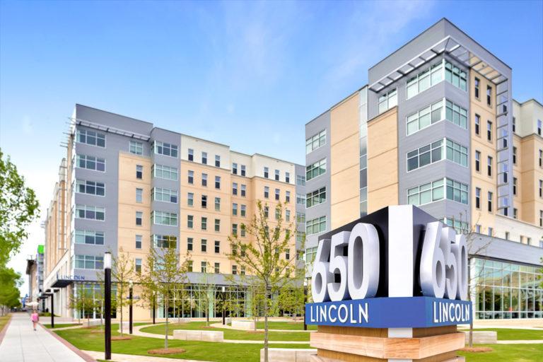 University of South Carolina West Campus Housing Development