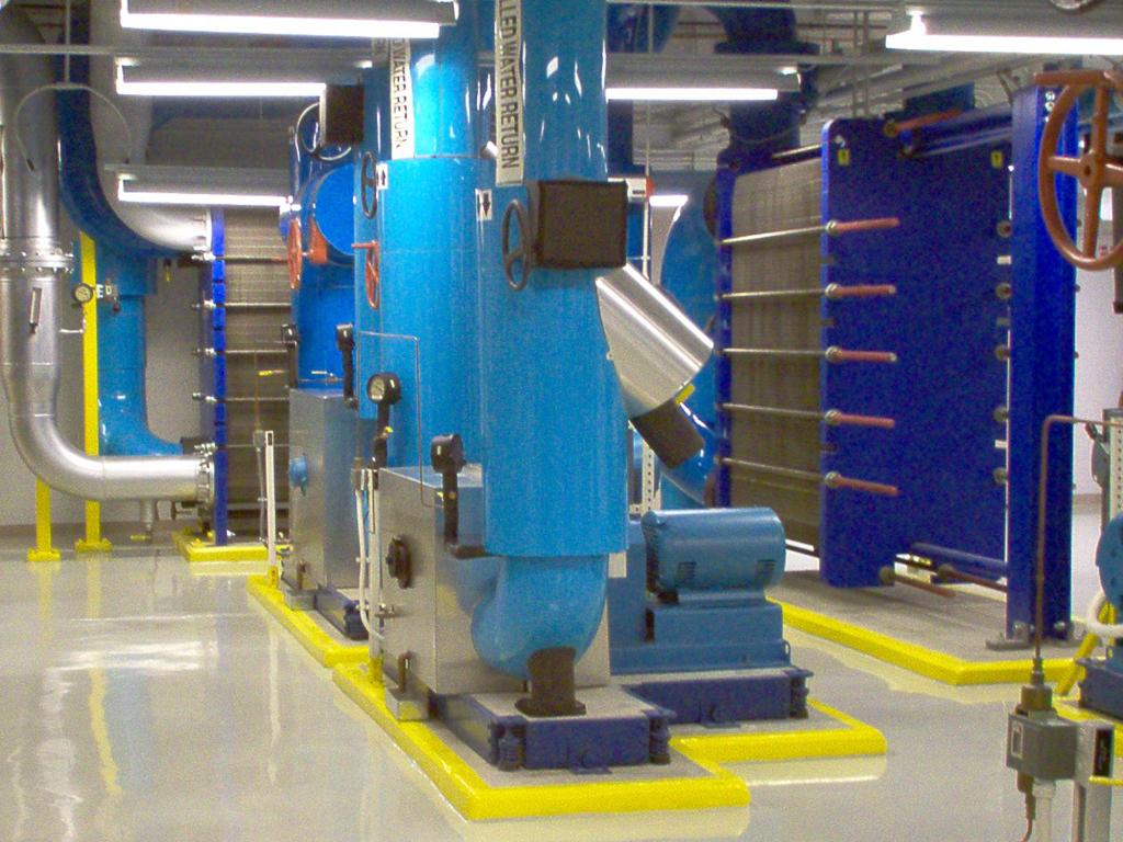 Winston-Salem Bank Data Center Expansion
