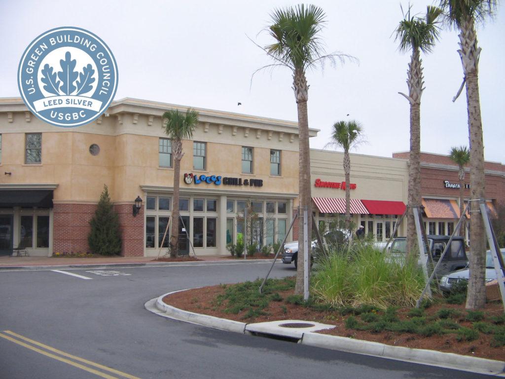 Abercorn Common Retail Shopping Complex