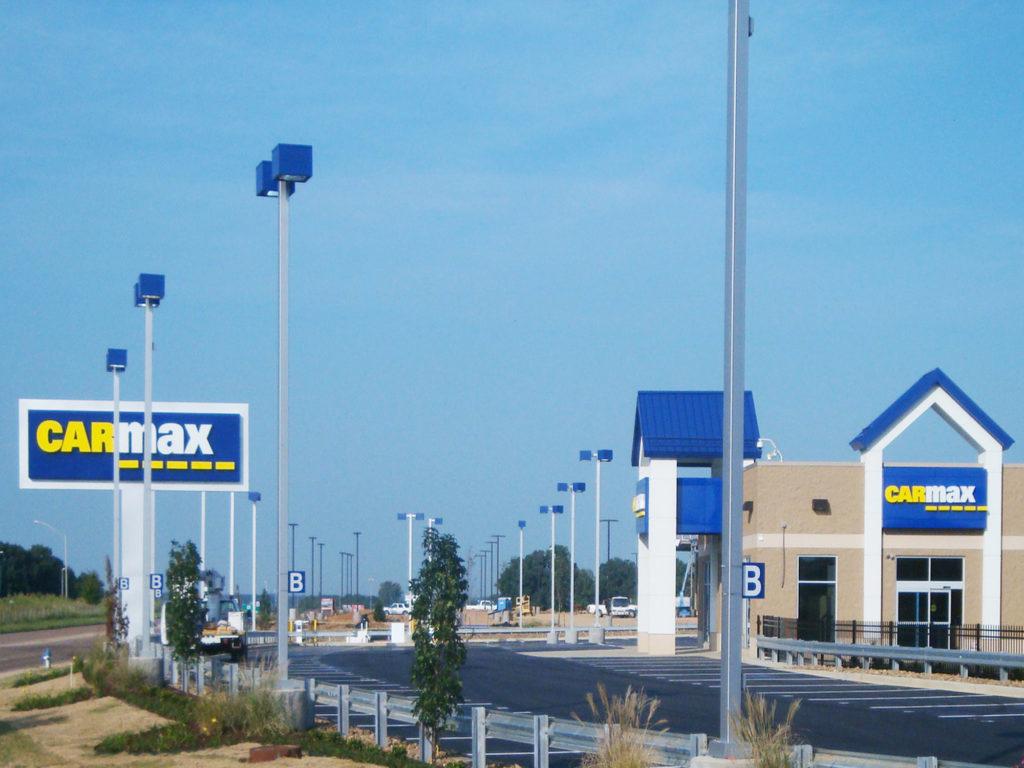 CarMax Fuel Storage Systems