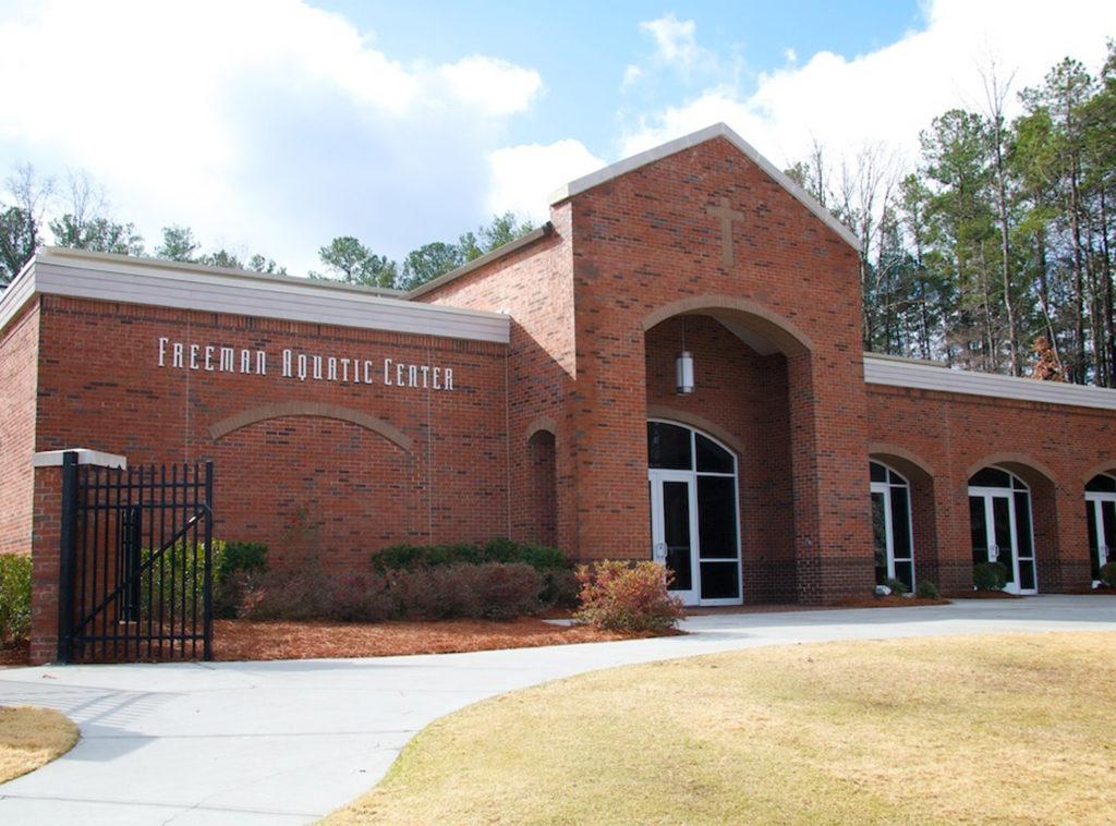 Greater Atlanta Christian School New Aquatic Center