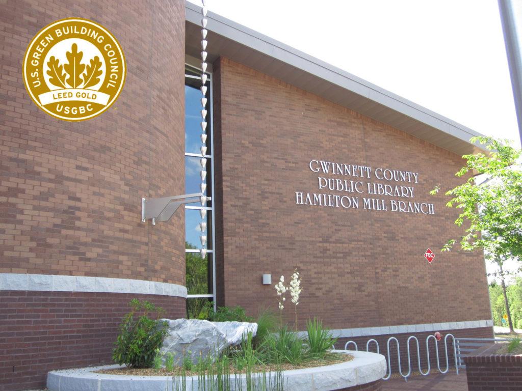 Gwinnett County Hamilton Mill Library