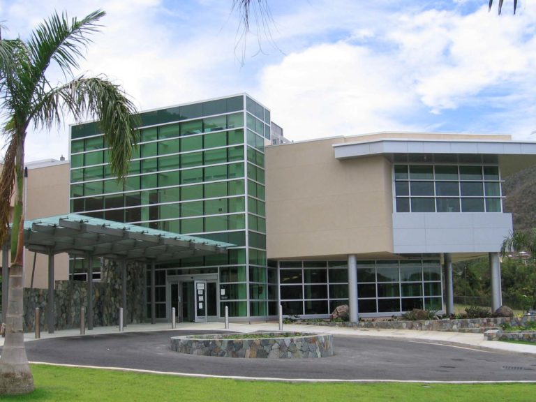 Kimelman Cancer Institute St Thomas USVI