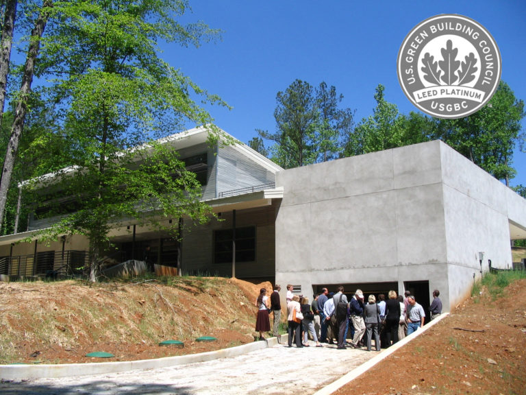 Sweetwater Creek State Park New Visitor Center